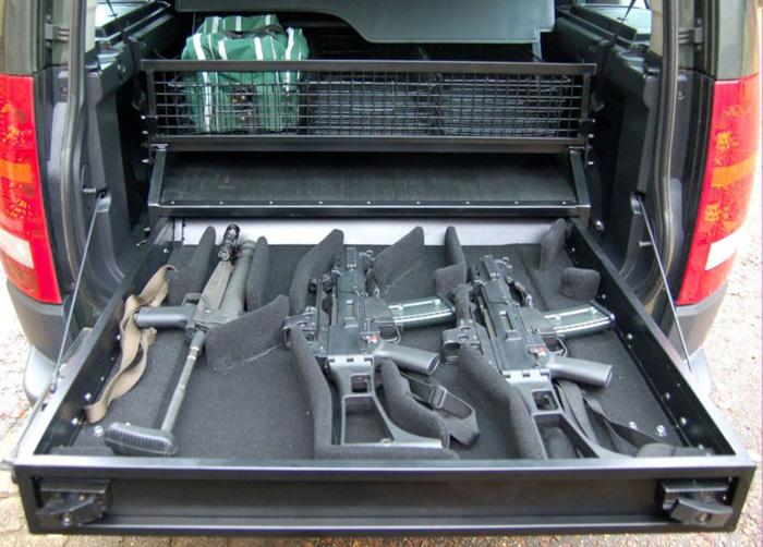 Optimx coffres armes - Fabriquer tiroir coulissant ...